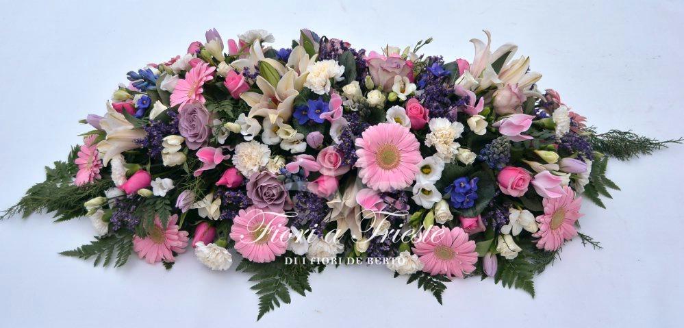 Copricassa a mezza dimensione fiori de berto consegna for Catalogo piante e fiori